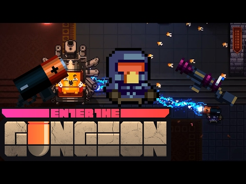 Let's Okay... Enter the Gungeon!
