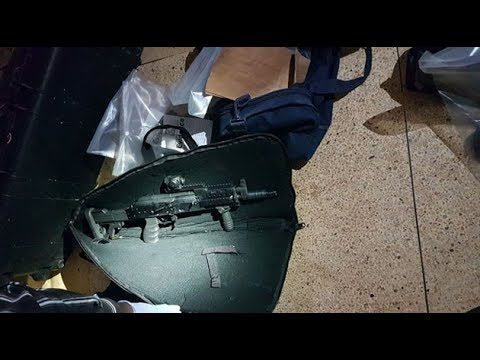 Police say illegal military M4 rifle found in Wanjigi's mansion