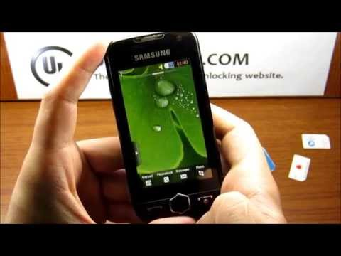 How To Unlock Samsung Jet S8000/S8003 By Unlock Code From UnlockLocks.COM