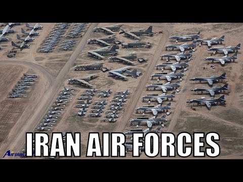 Iran Air Forces 2018 (All Weapons)