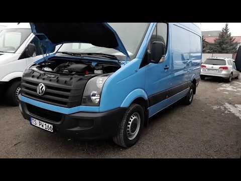 Volkswagen Crafter 2015 год 163 л.с. Максимальная комплектация 15500$