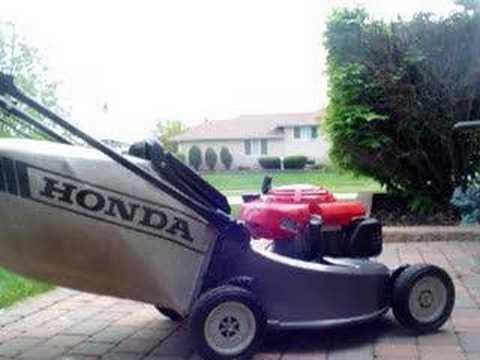 Honda mower clutch operation