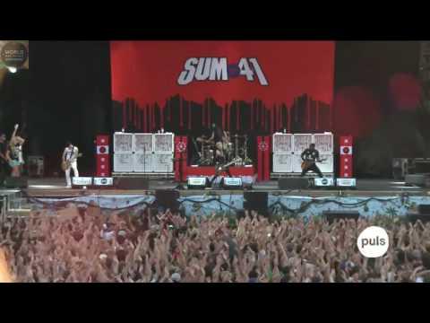 Sum 41 - Chiemsee Summer 2016 - Full Show HD