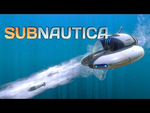 Subnautica #8   Building the seamoth and exploring the ocean