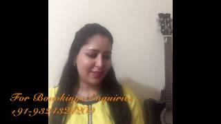 Har Zulm Sajjad Ali Cover by Kiran Sachdev.mp3