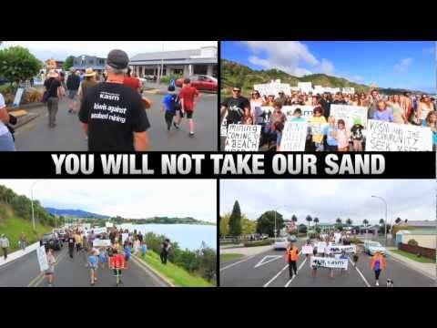 Kiwis Against Seabed Mining