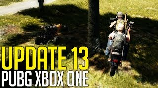 PUBG Xbox Update 13 Patch Notes and Gameplay - Playerunknown's Battlegrounds