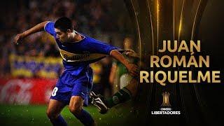Lo mejor de Juan Román Riquelme frente a River Plate en el 2000