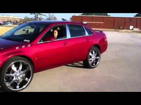 Artiz Impala On 24s Youtube