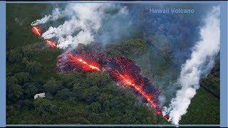Hawaii Volcano Eruption A Huge And Dangerous Explosion Will Explode On The Underground Wells 2018