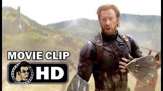 AVENGERS: INFINITY WAR Clip - I am Steve Rogers (2018) Marvel
