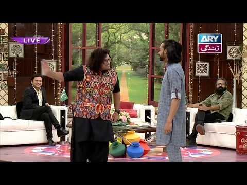 Ganda Aadmi Farigh Nain Reh sakta - Aadi Ka Gohar Rasheed Ko Jawab