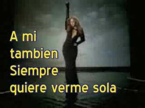 Beyonce & Shakira  Beautiful Liar in Spanish with subtitles