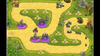 Kingdam Rush 14-2 Clear by 4TOWERS with KING DENAS