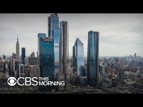 The Woody Show - New York Hudson Yards: Just a billionaire's playground?