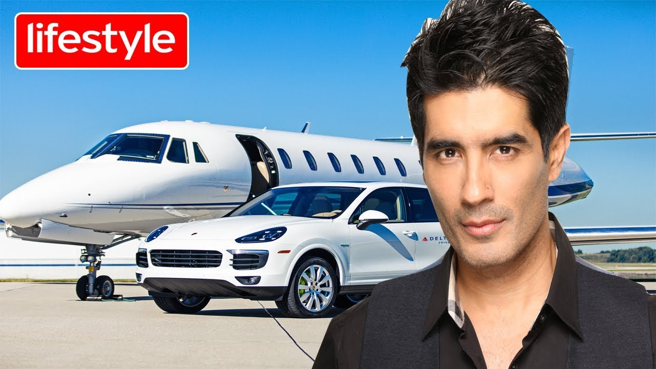 Manish Malhotra Fashion Designer Lifestyle Income Net Worth Cars House Age Family Biography Youtube