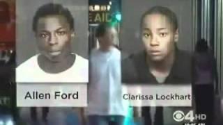 Racismo antiblanco, negros asesinan al estudiante blanco Andrew Graham de 23 años