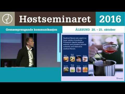 Kva skal Noreg leve av i framtida? Tormod Thomsen