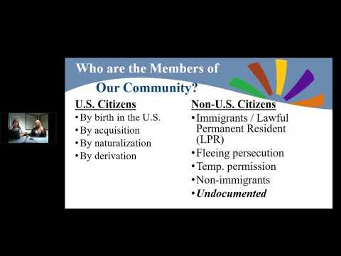NCompass Live: Empowering Immigrant Community Members Through Education & Information