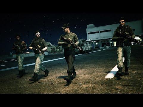 The CIA- Grand Theft Auto 5 Crew Recruitment Video