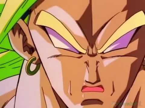 Batalla Final Goku Vs Broly En Español
