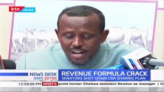 Pastoralism community MPs call for Uhuru and Raila to intervene in the county revenue sharing formul