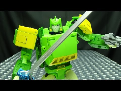 Open and Play BIG SPRING (Springer): EmGo's Transformers Rev