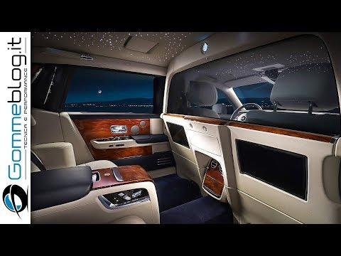 2019 Rolls-Royce Phantom - INTERIOR | BEST TOP PRIVACY ?