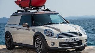 MINI Clubvan Camper 2013 Videos