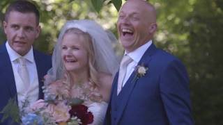 Rebecca & Simon's - Wedding Production - Bournemouth 2018