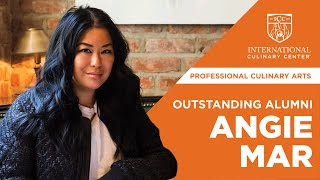 Outstanding Alumni 2018: Excellence in Culinary Arts, Angie Mar (Pt 1)