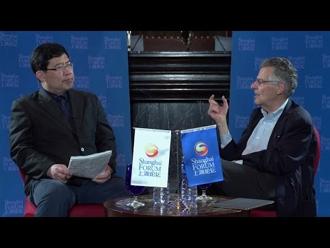 [2015 Shanghai Forum] KFAS Interview : Myron Scholes