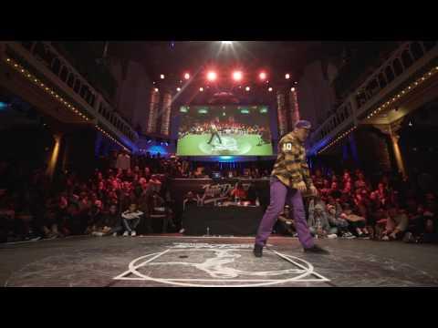 Demo Boogaloo Kin - Juste Debout Tour 2017 Amsterdam