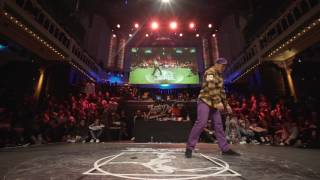 Demo Boogaloo Kin - Juste Debout Tour 2017 Amsterdam