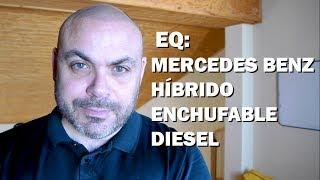 MERCEDES BENZ EQ POWER: Híbrido diésel enchufable