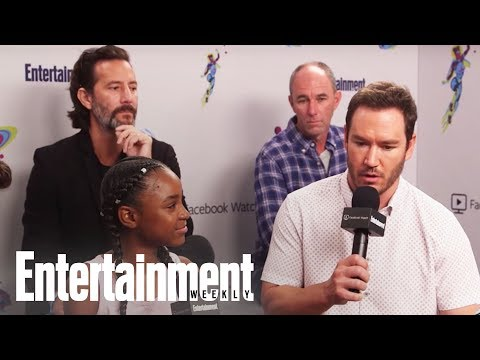 The Passage: MarkPaul Gosselaar On His Connection To The Series  SDCC 2018  Entertainment Weekly