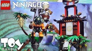 레고 닌자고 타이거 위도우 아일랜드 70604 스카이해적 섬 조립 리뷰 lego ninjago tiger widow island 2016 신제품