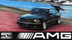 Stern Garage - W126 560 SEC Widebody AMG M117 Motorinstandsetzung