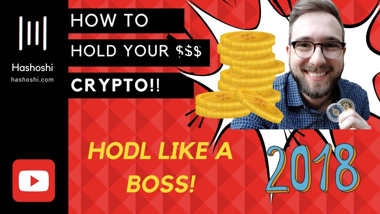 how do you hold cryptocurrency