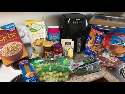$27-aldi-grocery-haul-|-with-weight-watchers-smart-points!