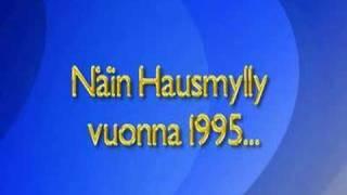 PLAGIAATTI? Hausmylly(1995) vs. Backstreet Boys(2000)