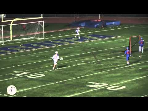 LaxRatz.com | #5 Lucas Lagola Attack, Agoura High School Class 2016|  Recruitment Highlight Reel