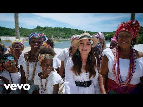 Смотреть клип Gloria Estefan - Cuando Hay Amor