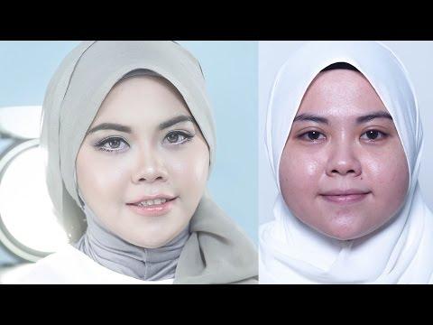 Shading Bibir Tipis & Wajah Bulat