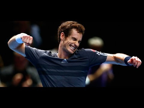 ATP World Tour Finals 2014 Murray Vs Raonic Highlights