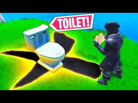*RARE* TOILET TREASURE!! - Fortnite Funny WTF Fails and Daily Best Moments Ep.1008 thumbnail