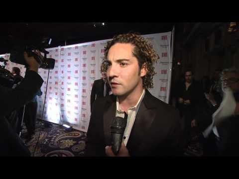 David Bisbal Interview - The 2011 BMI Latin Awards