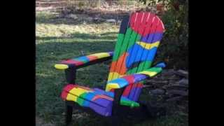 Resin Adirondack Chairs - The Perfect Seating Way For Your Outdoor Space