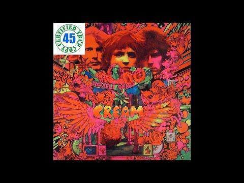 CREAM - SWLABR - Disraeli Gears (1967) HiDef :: SOTW #67