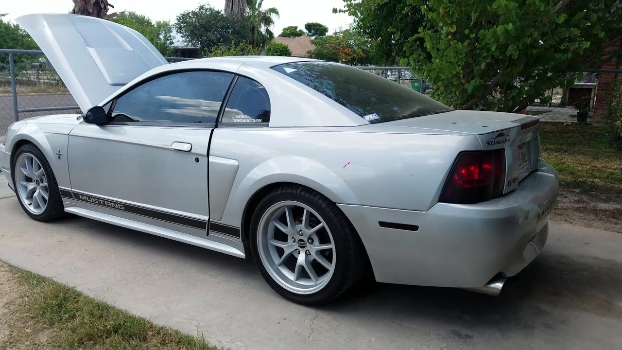 2002 3 8 v6 mustang vortech supercharged
